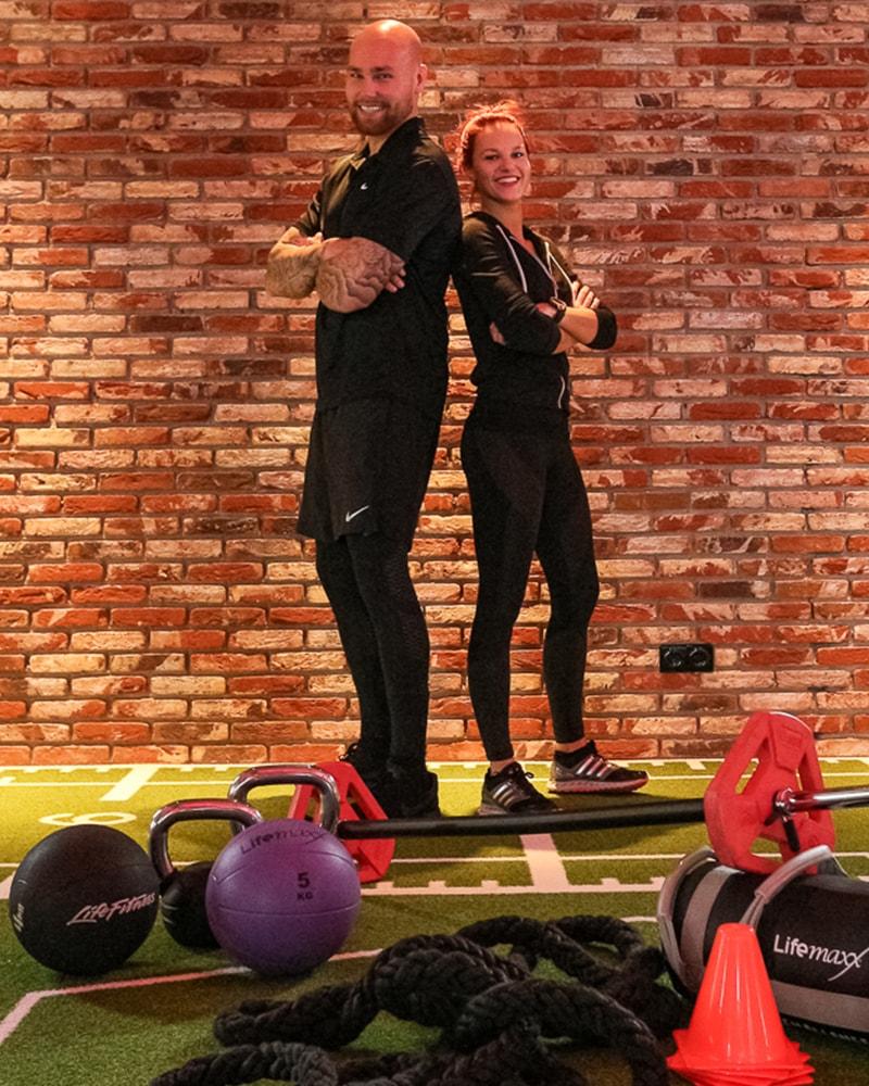 De gezelligste fitness club van de regio!