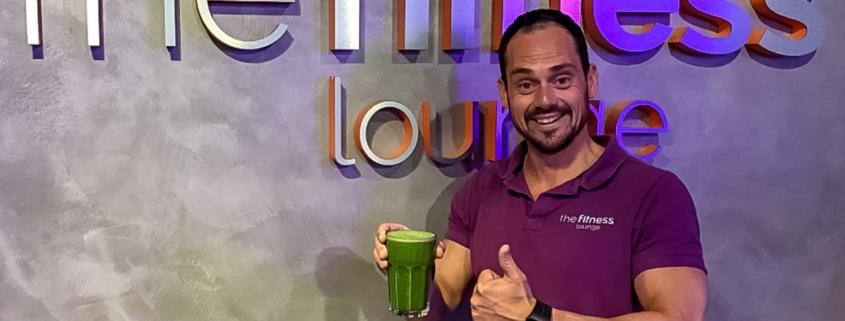 Een gezond tussendoortje; Groene Smoothie