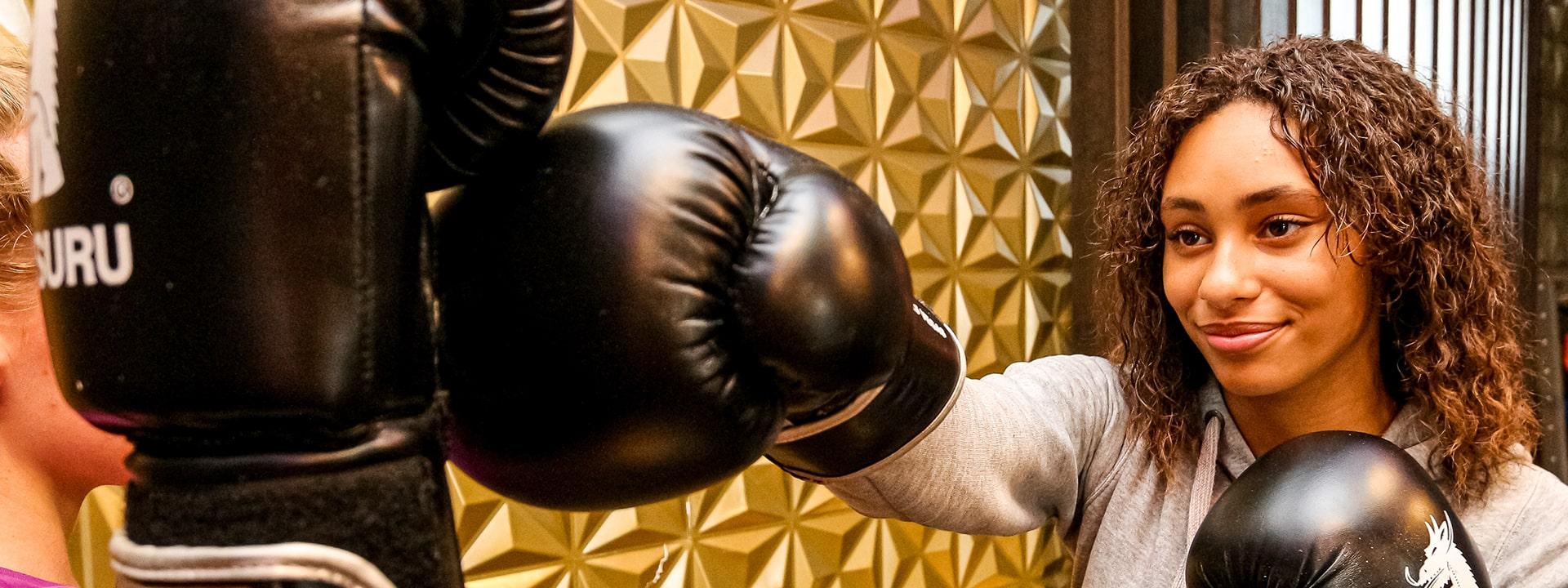 Uitdagende groepslessen, van boksen tot zumba!