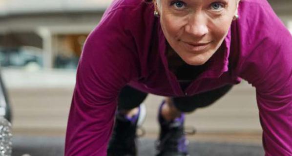 Fitness Thuishulp